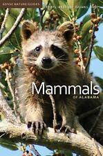 MAMMALS OF ALABAMA - BEST, TROY L./ DUSI, JULIAN L. - NEW PAPERBACK BOOK
