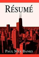Resume by Paul Banks (2004, Hardcover)