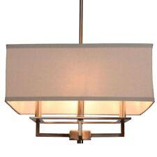 Home Decorators Savian Square 4-Light Pendant Chandelier 1002 081 514