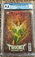 Phoenix Resurrection The Return of Jean Grey #4 1:25 Singh Variant - CGC 9.2