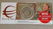 coin card 10 euro 2017 Paesi Bassi pays bas Olanda Netherlands Nederland Willem