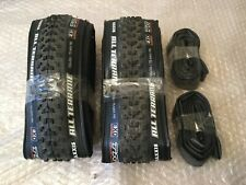 Maxxis All Terrane EXO Tubeless Cyclocross tyres 700x33 x 2 NEW RRP £110.00