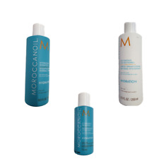 MOROCCAN OIL HYDRATING SHAMPOO, CONDITIONER, INTENSIVE MASK, STYLING CREAM