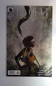 Aliens Resistance #3B Dark Horse Comics (2019) NM Variant 1st Print Comic Book