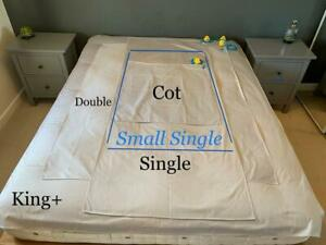 grounding mat earthing sheet for cot, junior, single, double, king mattresses