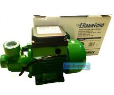 Pompa autoclave elettropompa 0.5HP GIRANTE OTTONE temperatura 80°C acqua pozzo