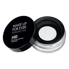Make Up Forever HD Microfinish Face Powder NIB 8.5g net wt .30 oz