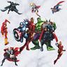 Marvel Avengers superheroes spider-man endgame wall sticker vinyl for kids stick