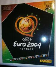 1x Leer-Album UEFA Euro 2004 Portugal von Panini EM EC (Foto)
