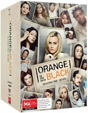 Orange Is The Black Season 1-7 | Collection - DVD Region 4