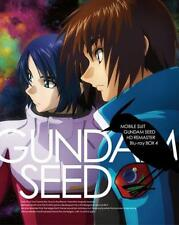 MOBILE SUIT GUNDAM SEED HD REMASTER BOX 4 Limited Edition final volume Blu-ray