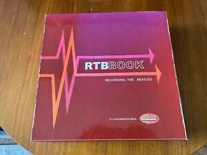 RTB Recording The Beatles: Studio Equipment Techniques Book Deluxe Edition RARE