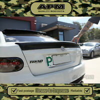 APM REAR BOOT SPOILER BOBTAIL WING -HOLDEN COMMODORE VE SERIES 1/2,BODYKIT/801