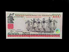Ruanda (P028) 5.000 Francs 1998 UNC