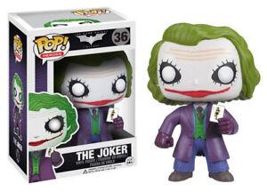 Pop! Heroes: Dark Knight Joker #36