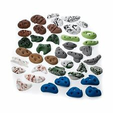 Metolius kids Rock Metolius Climbing Wall Holds Screw Assorted 40 Pack NEW USA