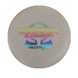 Millenium Omega Supersoft Putter Disc - Brand New - 175g