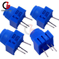 10PCS 3386P-1-103 Trimpot Potentiometer 10K with Knob High Precision Vertical