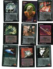 1994 Jiyad, V:Tes, card game 19 card lot