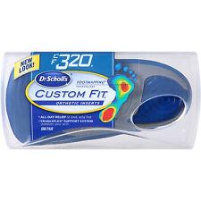 Cf320 Dr Scholls Custom Fit Orthotic Inserts Insoles CF 320