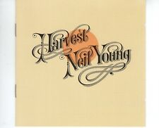 CD NEIL YOUNG	harvest	GOLD DISC EX- ( A2597)