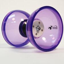 Higgins Brothers Revolution Triple-Bearing Diabolo - Purple