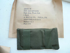 US Shoulder Pads For carring Radio BC 1000 ore other Phila UNISSUED Signal Corp