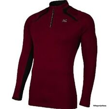 Mizuno Breath Thermo 421064 Men's Running Half-zip Long Sleeve Shirt Top