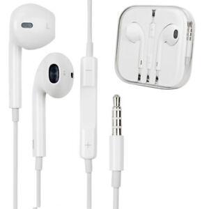 Original Apple iPhone 6 S Plus 5 4 MD827ZM/A EarPods Headset iPad Mini Kopfhörer