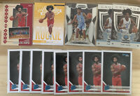 2019-20 Coby White LOT Panini Donruss Rated Rookie #206 Rookie RC Chicago Bulls