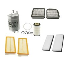 Mercedes Benz C215 CL500 Air Filter Set Oil Filter Kit & Cabin Air Filters Kit