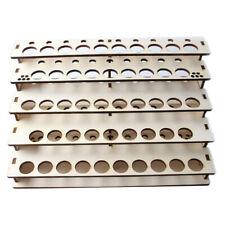 Model Paint Storage Rack. (Vallejo, Citadel, Humbrol, Foundry, Model Color)