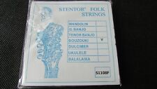 Stentor S1108F bouzouki folk Strings  freepost 1st class