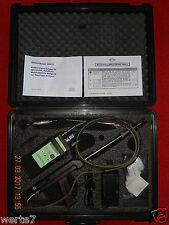 BRIGON BRIGOTRONIC 5000 G elektronisches Abgasanalysegerät+Zubehör+KOFFER