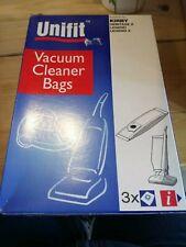 Kirby heritage 2 legend 2 vacuum cleaner bags Legend x3