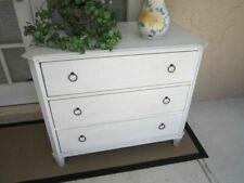 Lexington Solid Wood Single Dresser Three Drawers