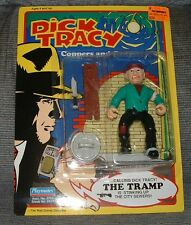 Dick Tracy The Tramp Still NIP action figure NEVER OPENED! SEALED!