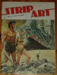 Storm / Strip Art #05 / Yugoslavia / Sarajevo 1979