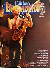 BUSCADERO 7 1981 Stray Cats Frank Zappa Tom Petty Shakin Stevens Marshall Tucker