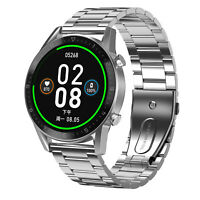 Waterproof Smart Watch Heart Rate Blood Pressure Sport Fitness Tracker Wristband