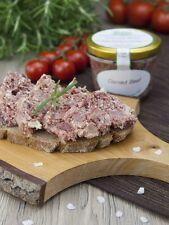 Corned Beef im Glas, eigene Herstellung, Rindfleisch, Wurstkonserve