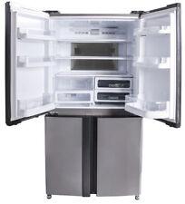 Sharp SJXE624FSL 624 Litre French Door Refrigerator