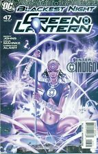 Green Lantern #47 By Johns Mahnke Benes 1:25 Variant B Blackest Night NM/M 2009