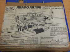BINDER WITH WW2 MILITARY AIRCRAFT DETAILS CUTTINGS WITH SPECIFICATIONS