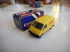 "Corgi Renault Trafic ""Loctite"" in Yellow in Box"