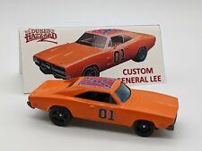 Hot Wheels Custom Dukes of Hazzard General Lee Base 1969 Charger w/Black Wheels