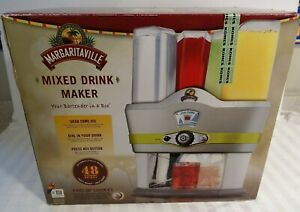 New Margaritaville Mixed Drink Maker NBMGMD3000