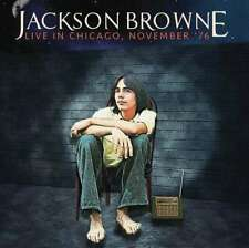 Jackson Browne - Live in Chicago November 1976 Vinyl