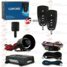 clifford car dash cams, alarms \u0026 security devices for sale ebay