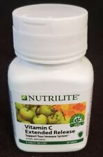 Amway Nutrilite Vitamin C Extended Release 60 Tablets-  03/22 NEW